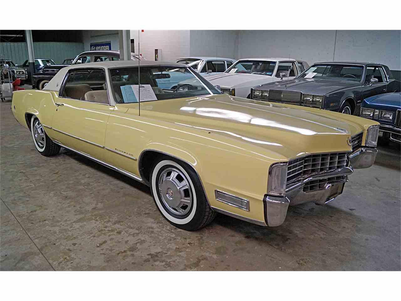 1968 Cadillac Eldorado for Sale | ClicCars.com | CC-947586