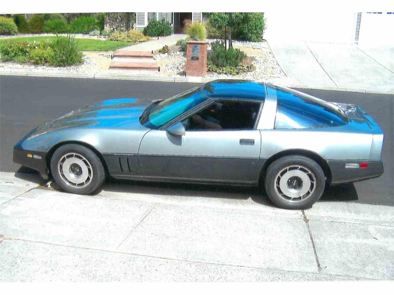 Large Picture of '85 Corvette - KB64