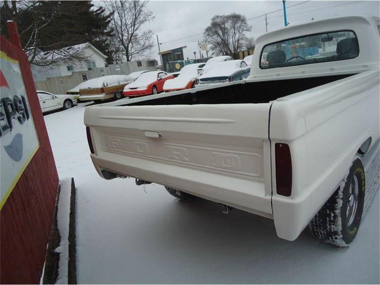 Large Picture of '65 F100 - KB8D
