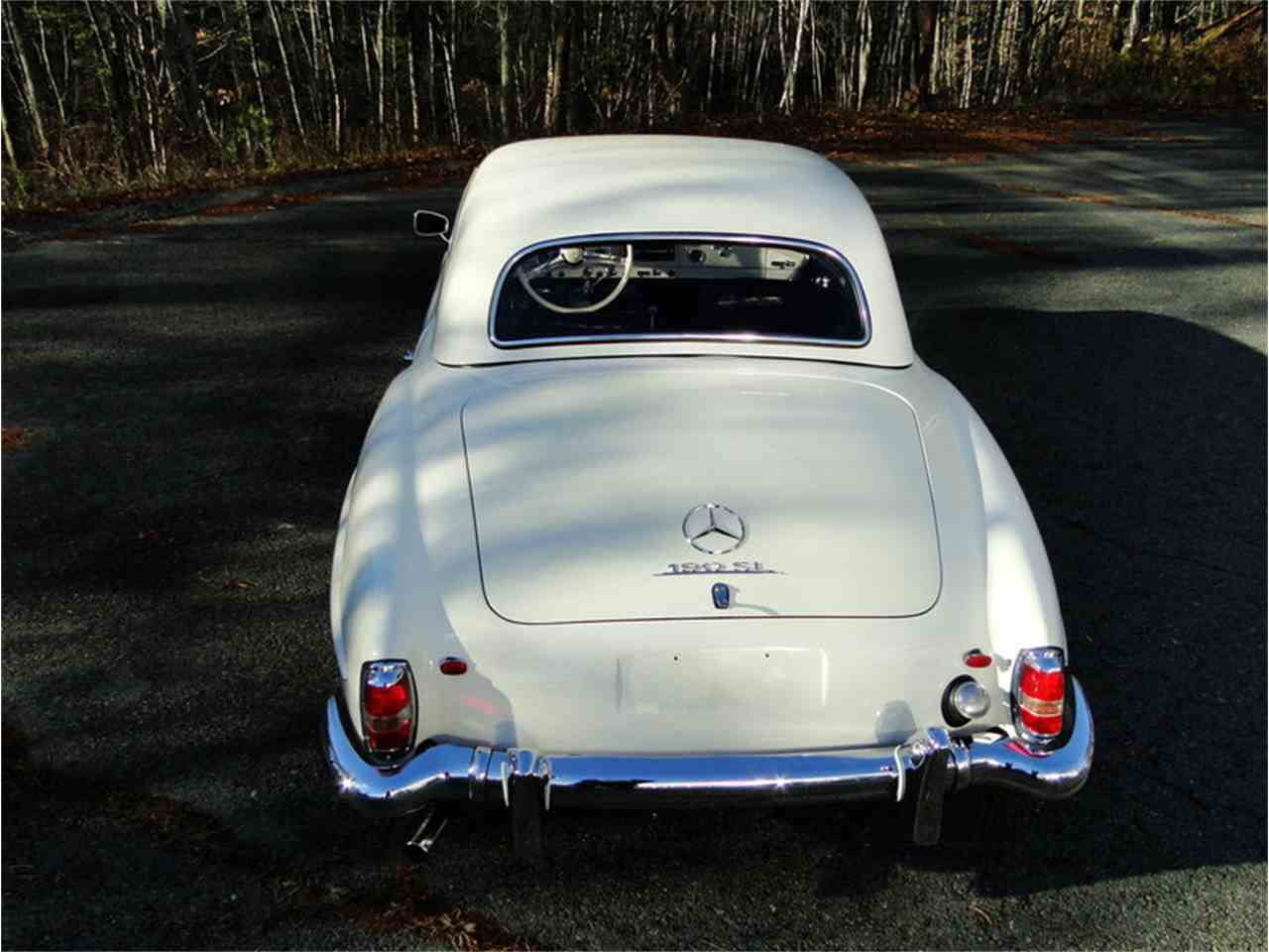 Large Picture of '59 190SL - KB9C