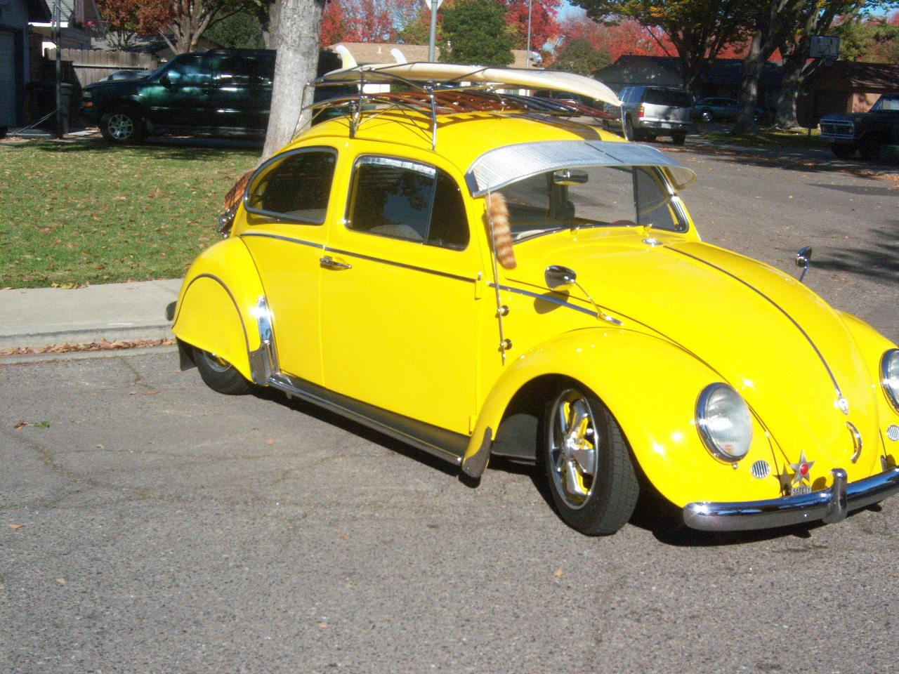 Large Picture of '62 Beetle - KB9X