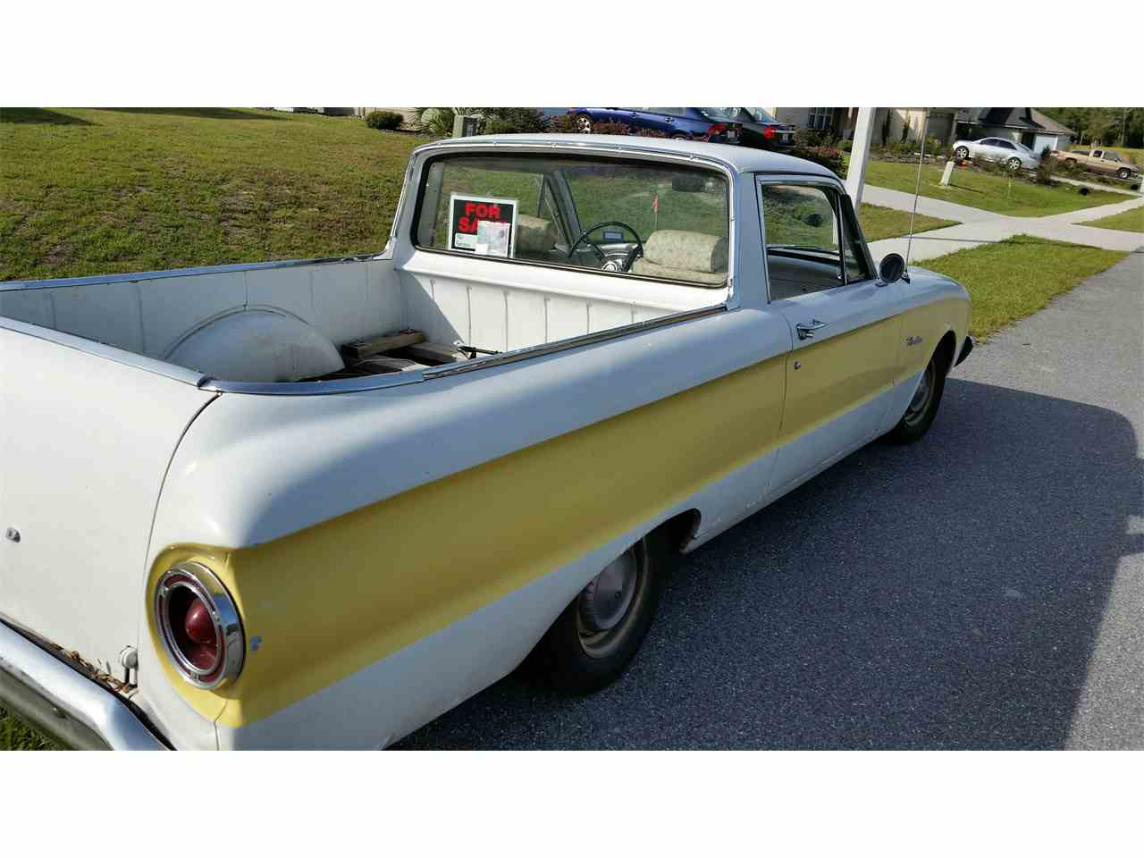 Large Picture of Classic '61 Ford Ranchero located in High Springs Florida - $4,900.00 Offered by a Private Seller - KBA5