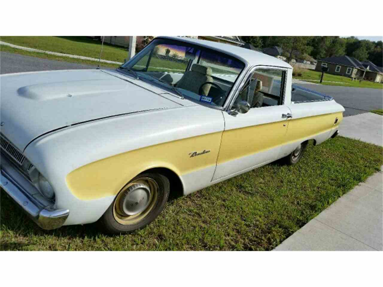 Large Picture of Classic '61 Ranchero - $4,900.00 - KBA5