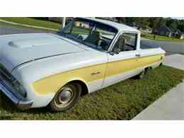 Picture of '61 Ford Ranchero located in High Springs Florida - KBA5