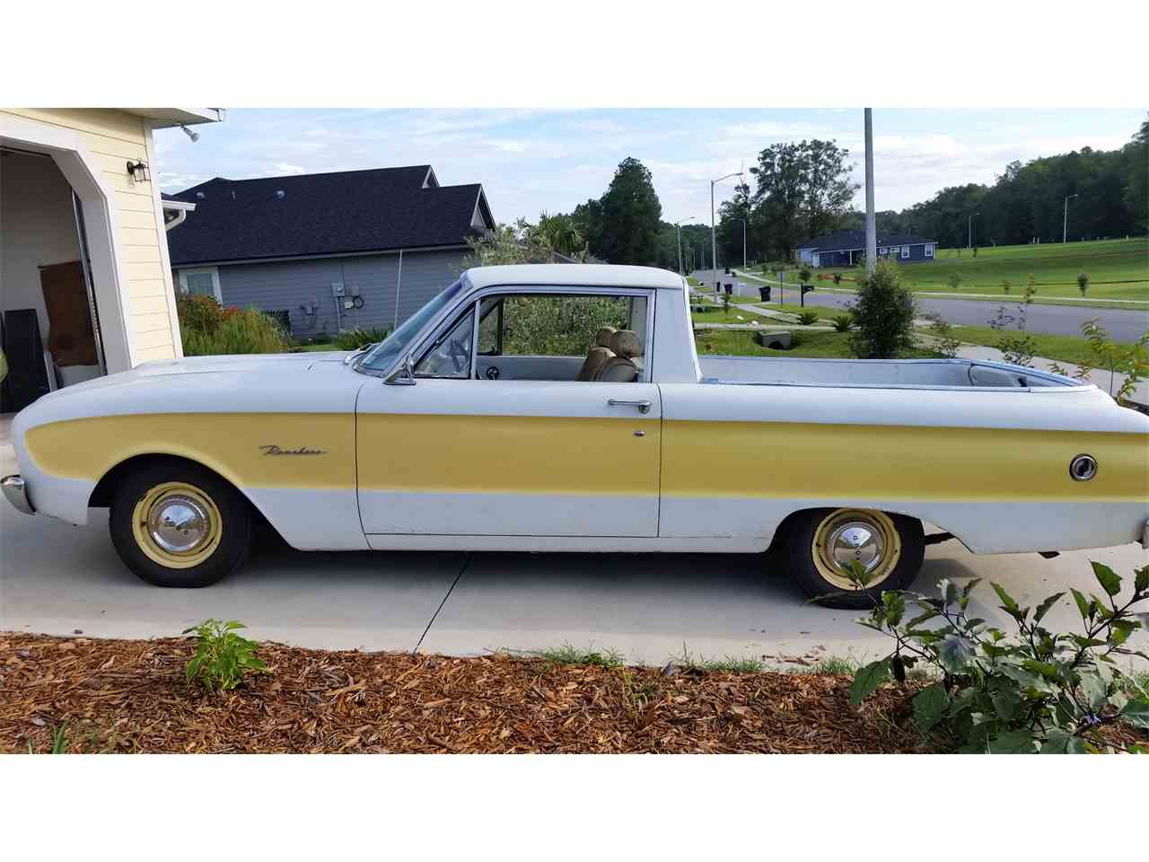 Large Picture of '61 Ford Ranchero - $4,900.00 Offered by a Private Seller - KBA5