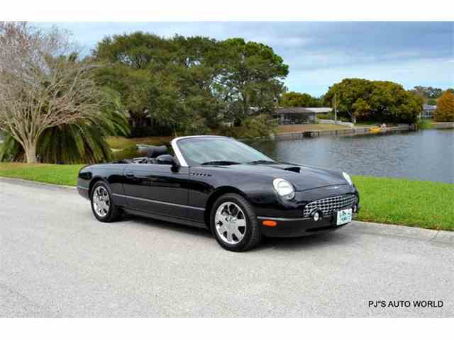 Picture of '02 Ford Thunderbird - $16,900.00 Offered by  - KBBB