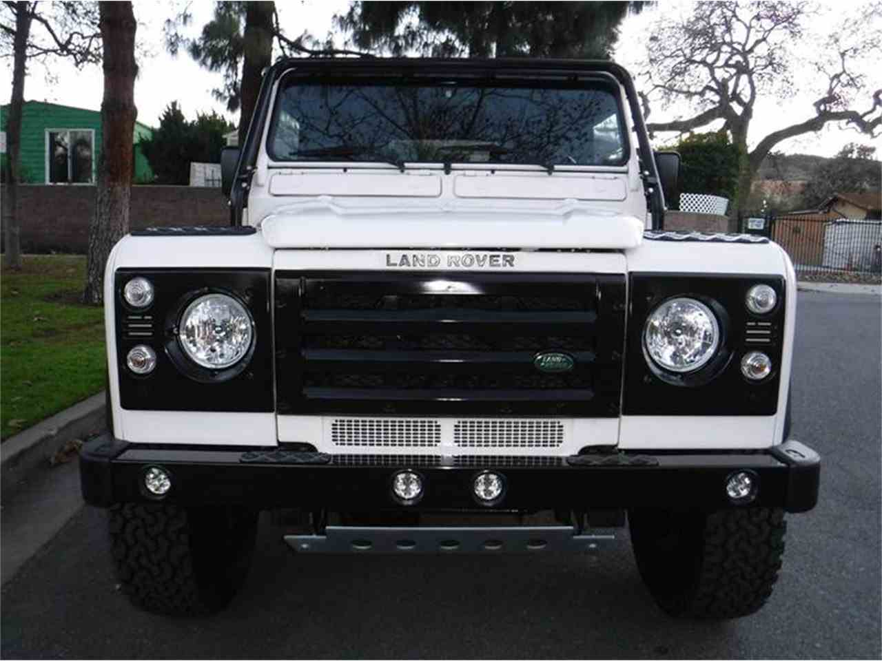 Large Picture of '97 Defender - KBBQ