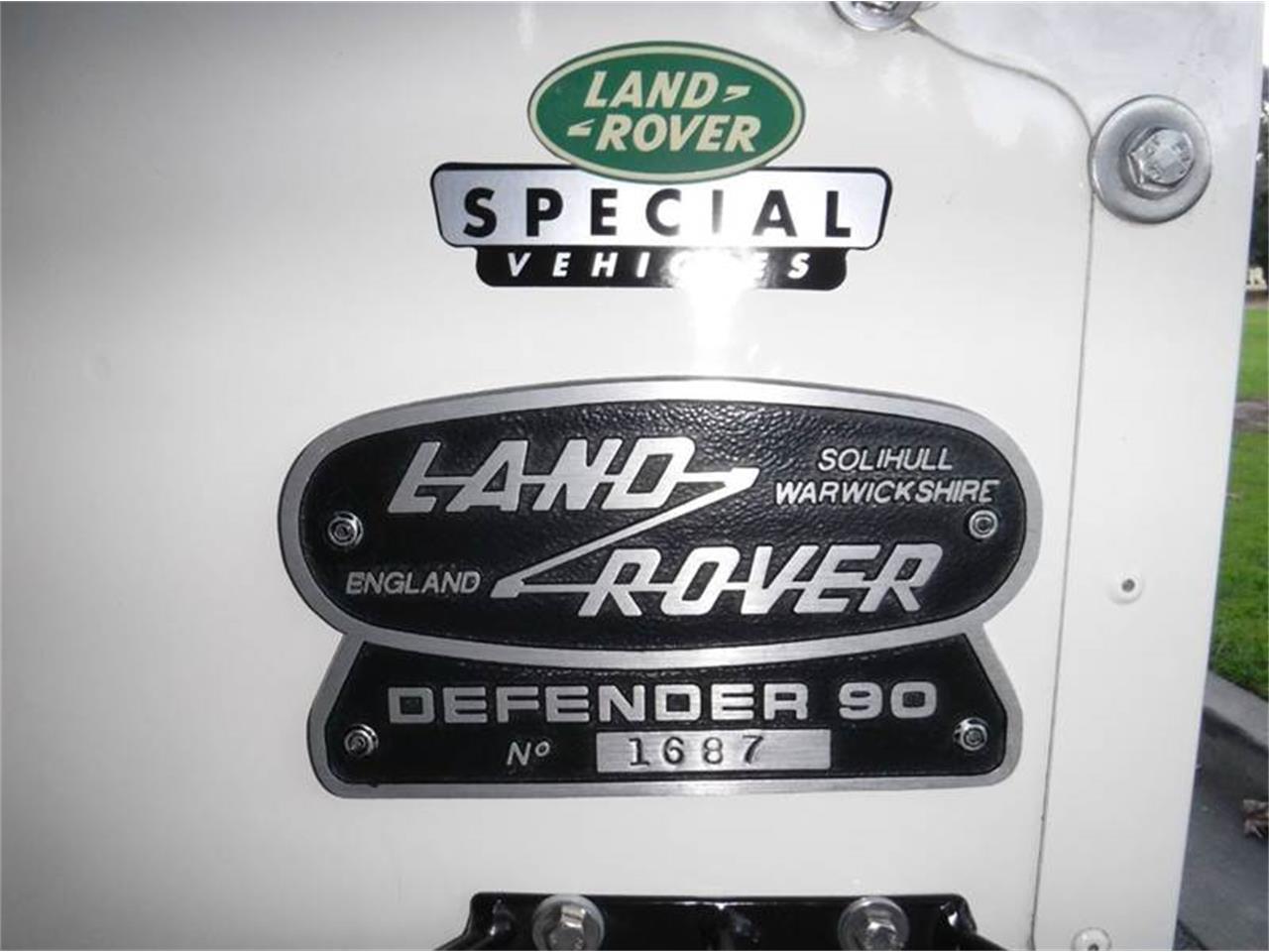 Large Picture of '97 Defender - KBBQ