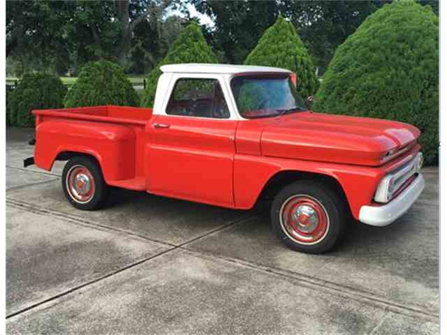 1964 Chevrolet Truck : Chevrolet pickup for sale on classiccars