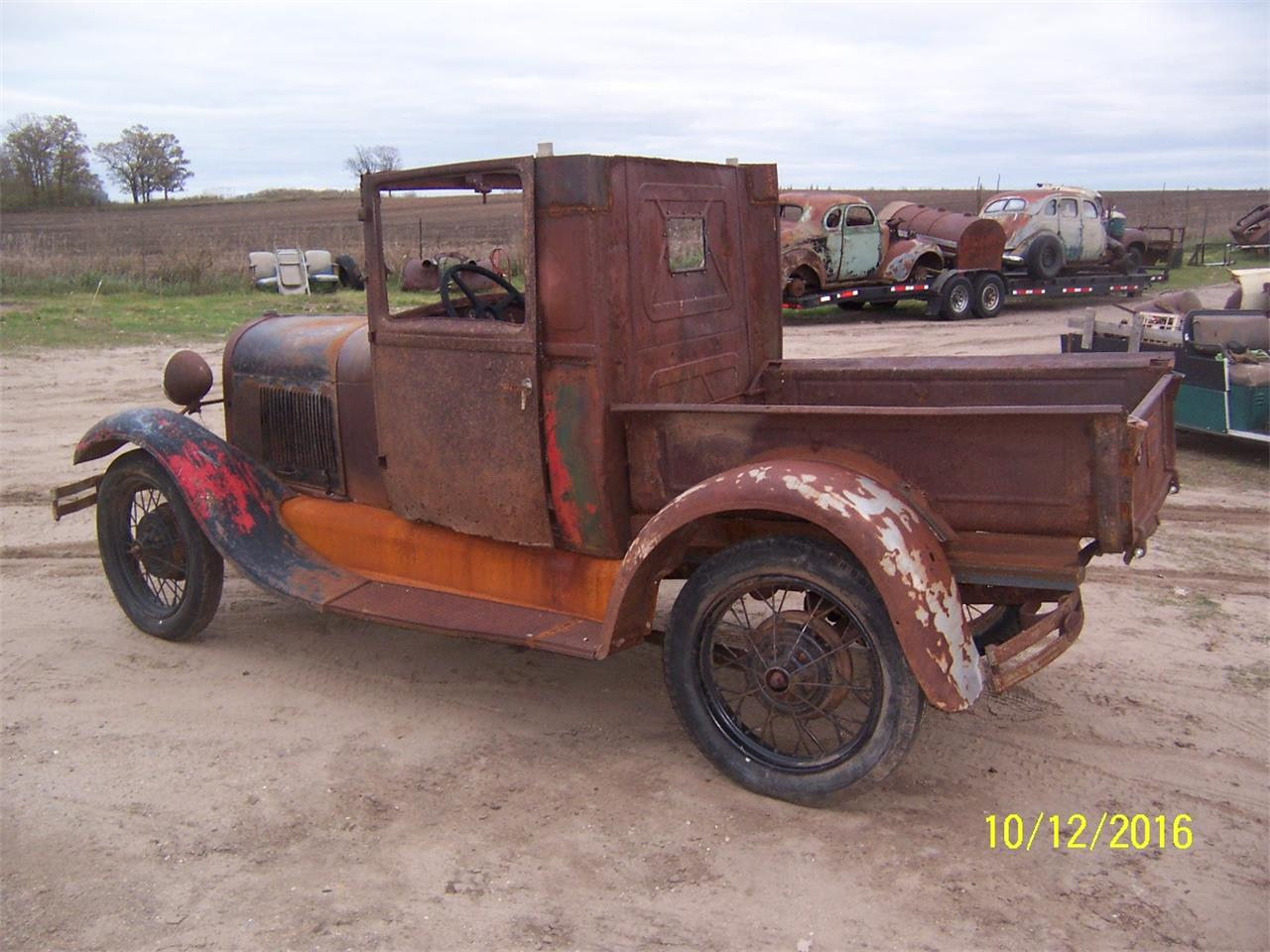 Large Picture of '29 Model A - KBC4