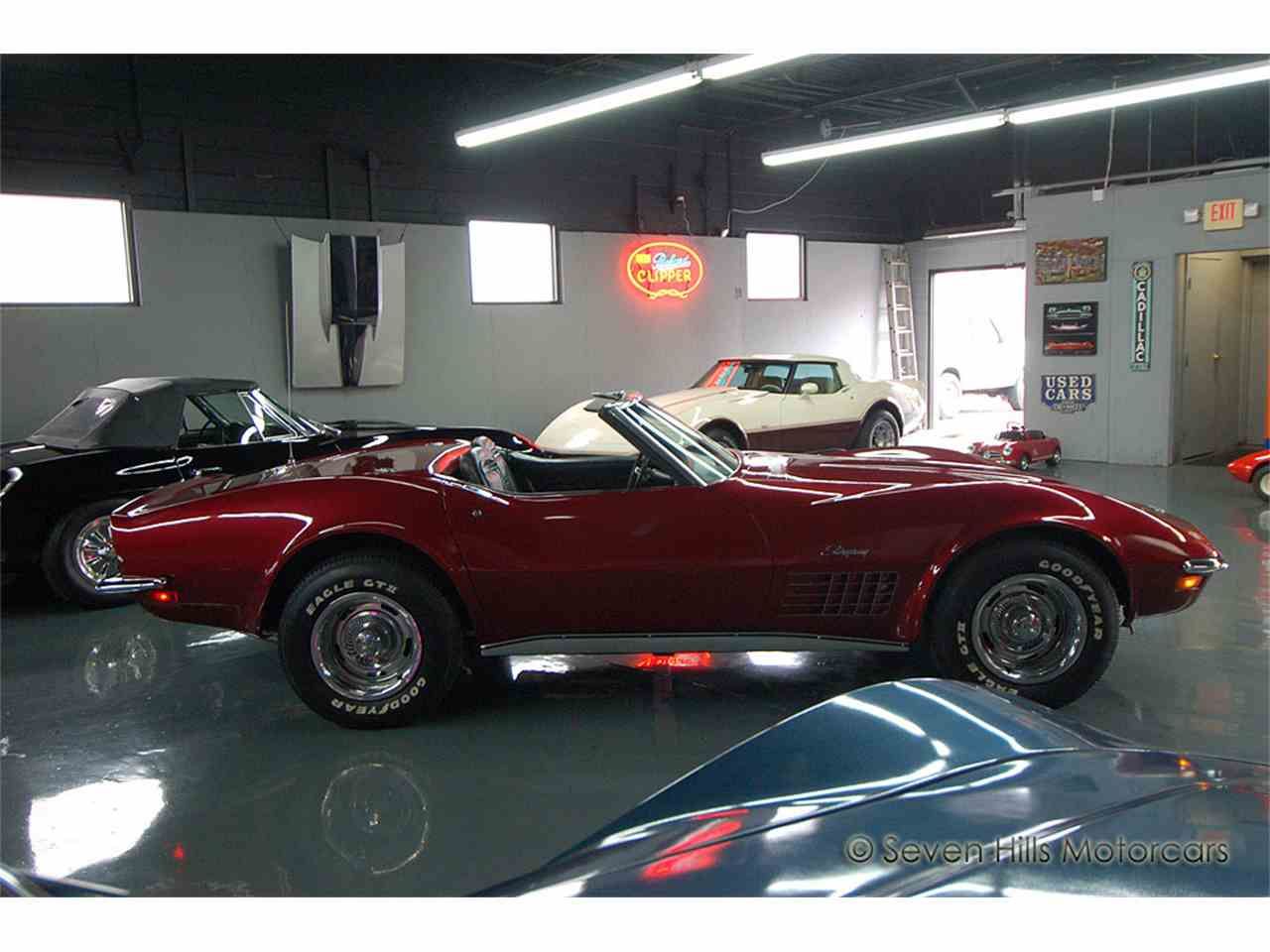 1972 chevrolet corvette for sale cc 948347. Black Bedroom Furniture Sets. Home Design Ideas
