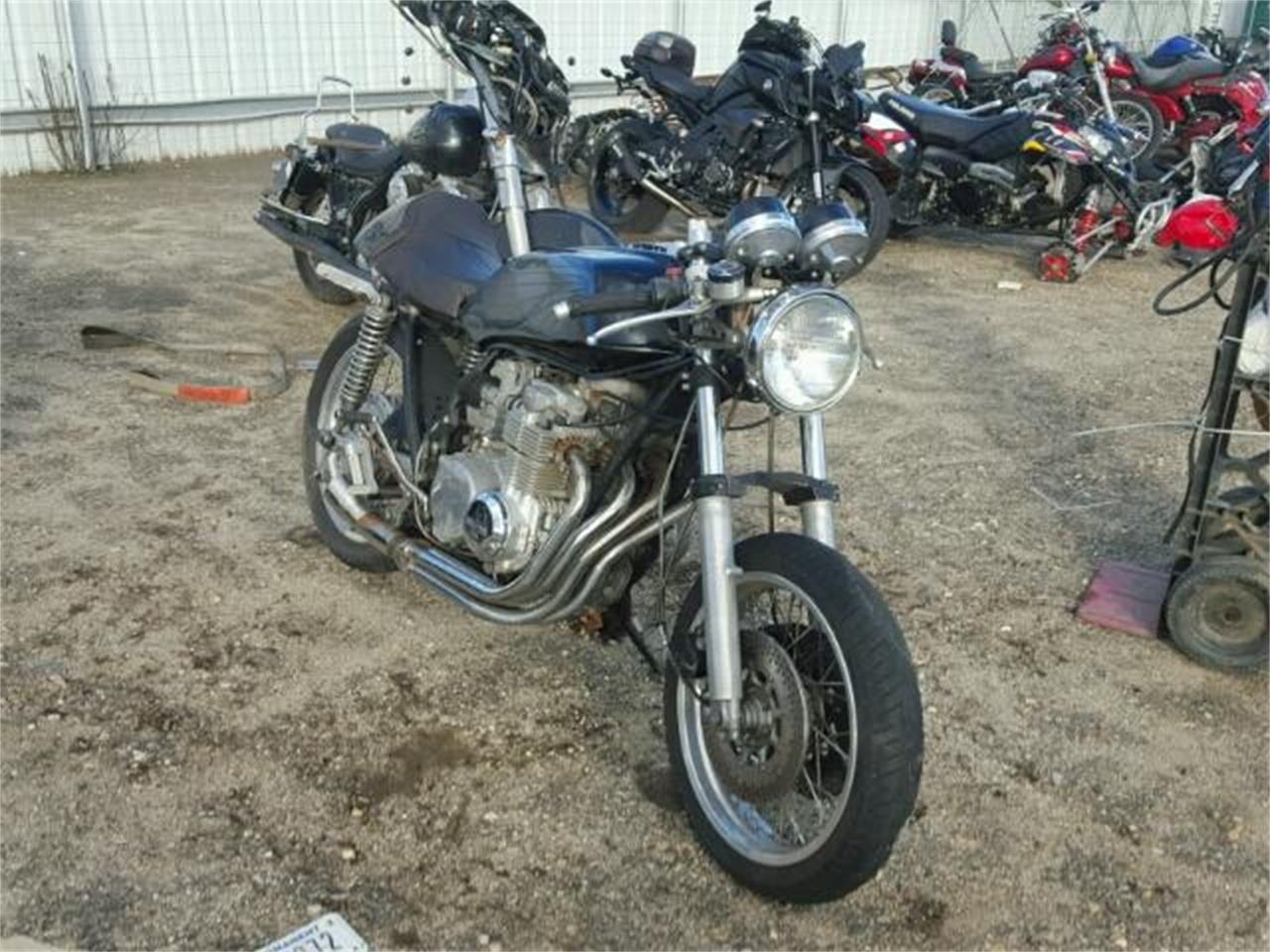 1985 Honda CB CYCLE for Sale | ClassicCars com | CC-948442