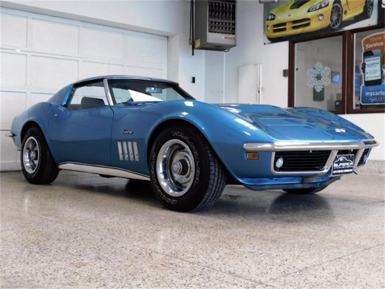 Large Picture of '69 Corvette - K5YR