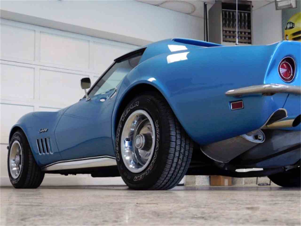 Large Picture of 1969 Corvette located in New York Offered by Superior Auto Sales - K5YR