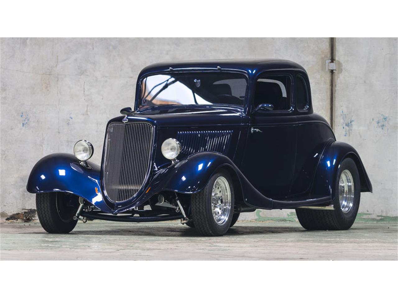 1934 ford 5 window coupe for sale cc 948589. Black Bedroom Furniture Sets. Home Design Ideas