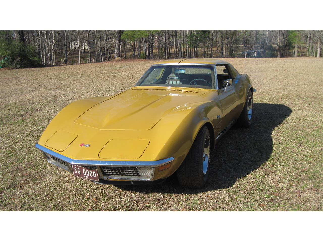 Large Picture of Classic 1971 Chevrolet Corvette Offered by a Private Seller - KBYB