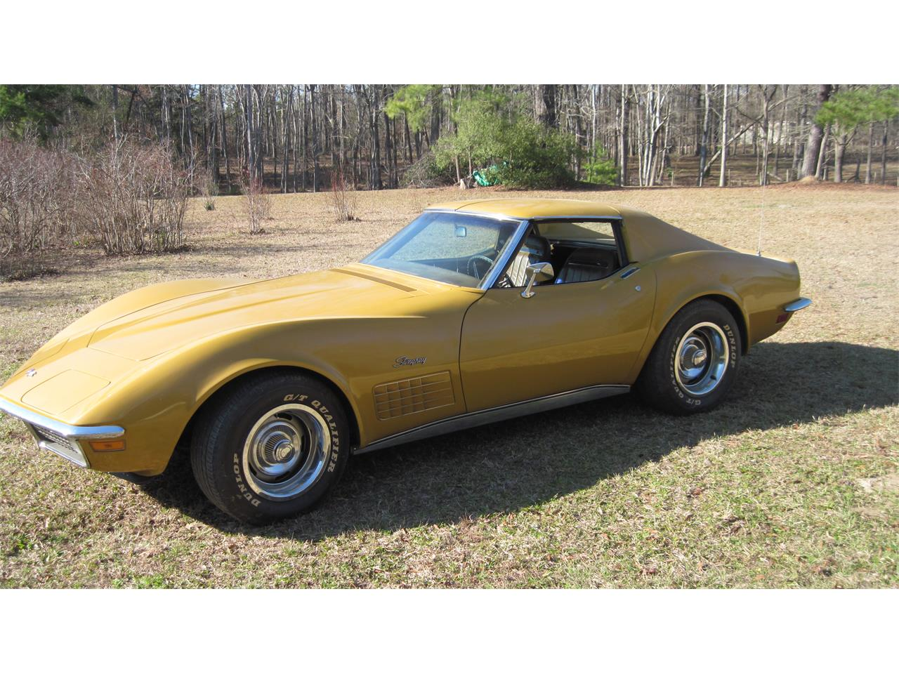 Large Picture of '71 Chevrolet Corvette located in Summerville South Carolina - $21,500.00 - KBYB