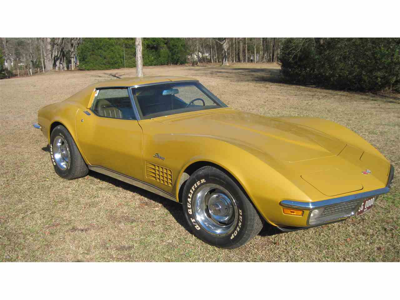 Large Picture of '71 Corvette - KBYB