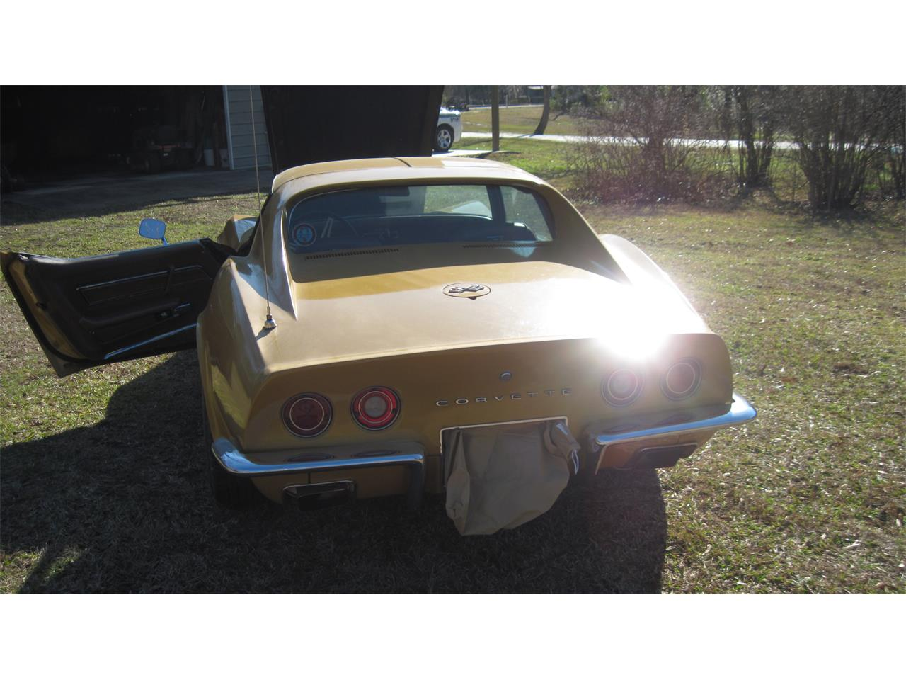 Large Picture of Classic 1971 Corvette - $21,500.00 Offered by a Private Seller - KBYB