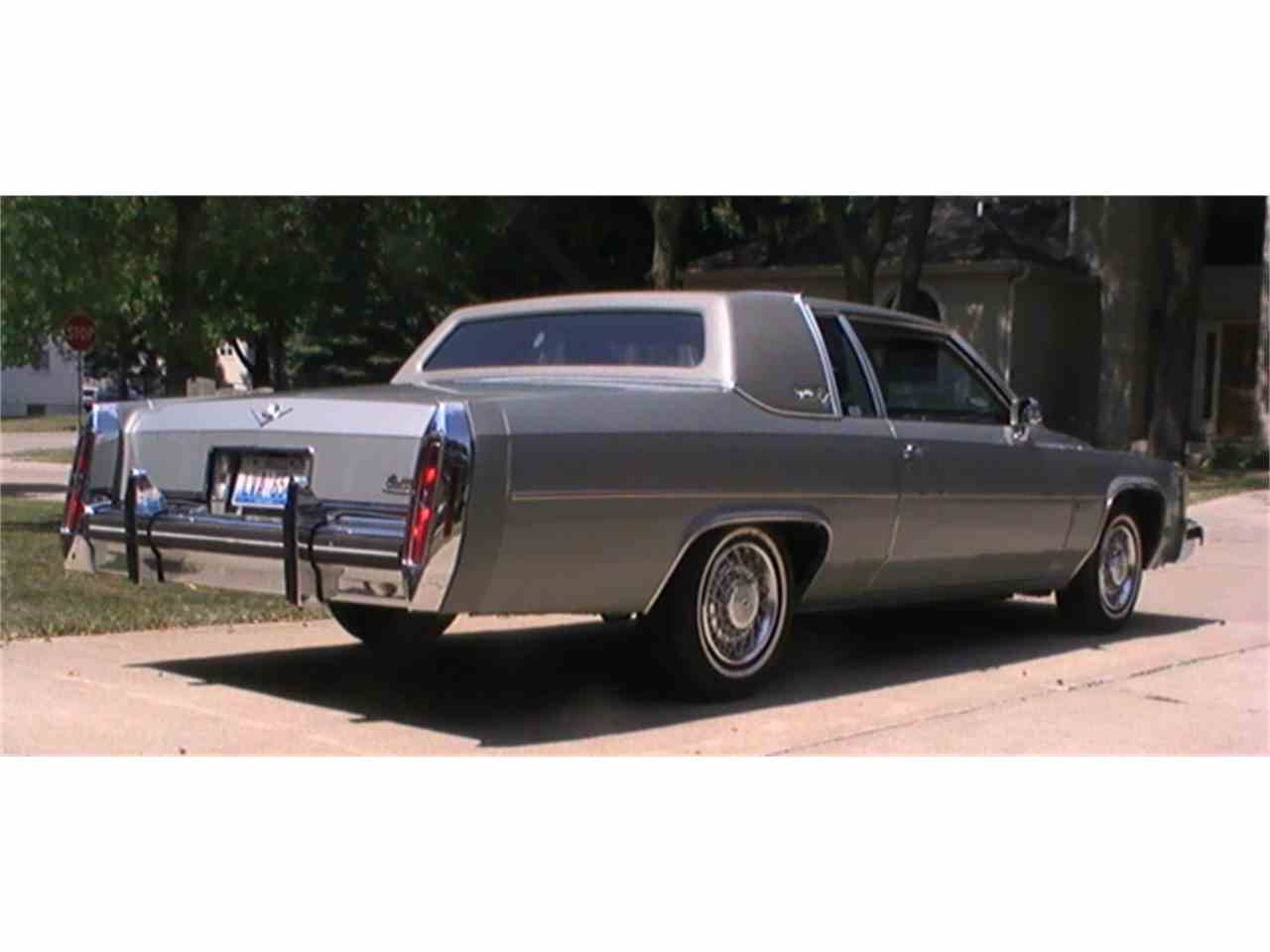 Large Picture of 1983 Cadillac Coupe DeVille located in Illinois - $13,500.00 Offered by a Private Seller - KBYE