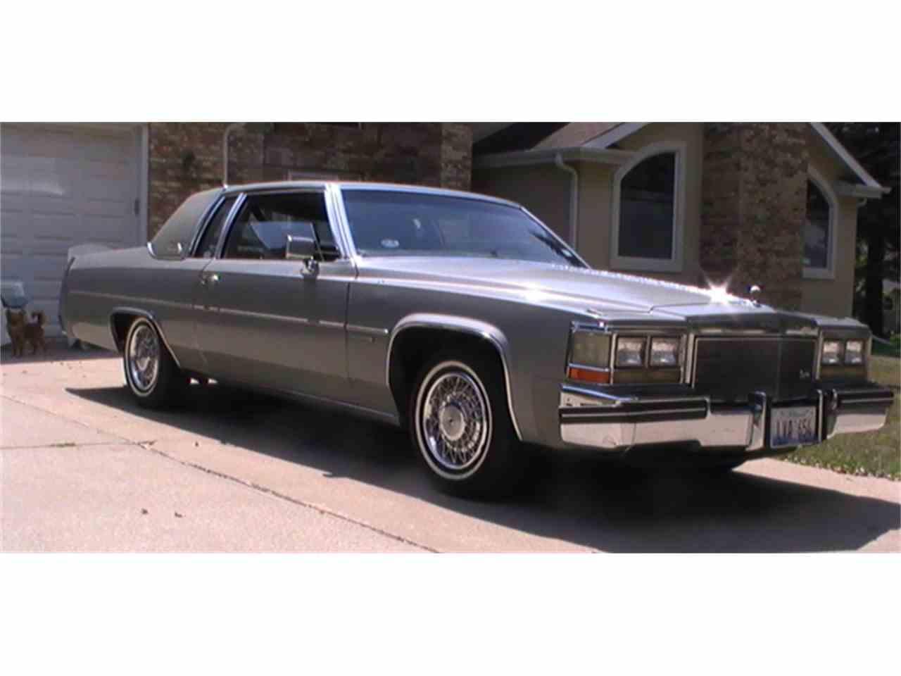 1983 Cadillac Coupe DeVille for Sale | ClicCars.com | CC-948614