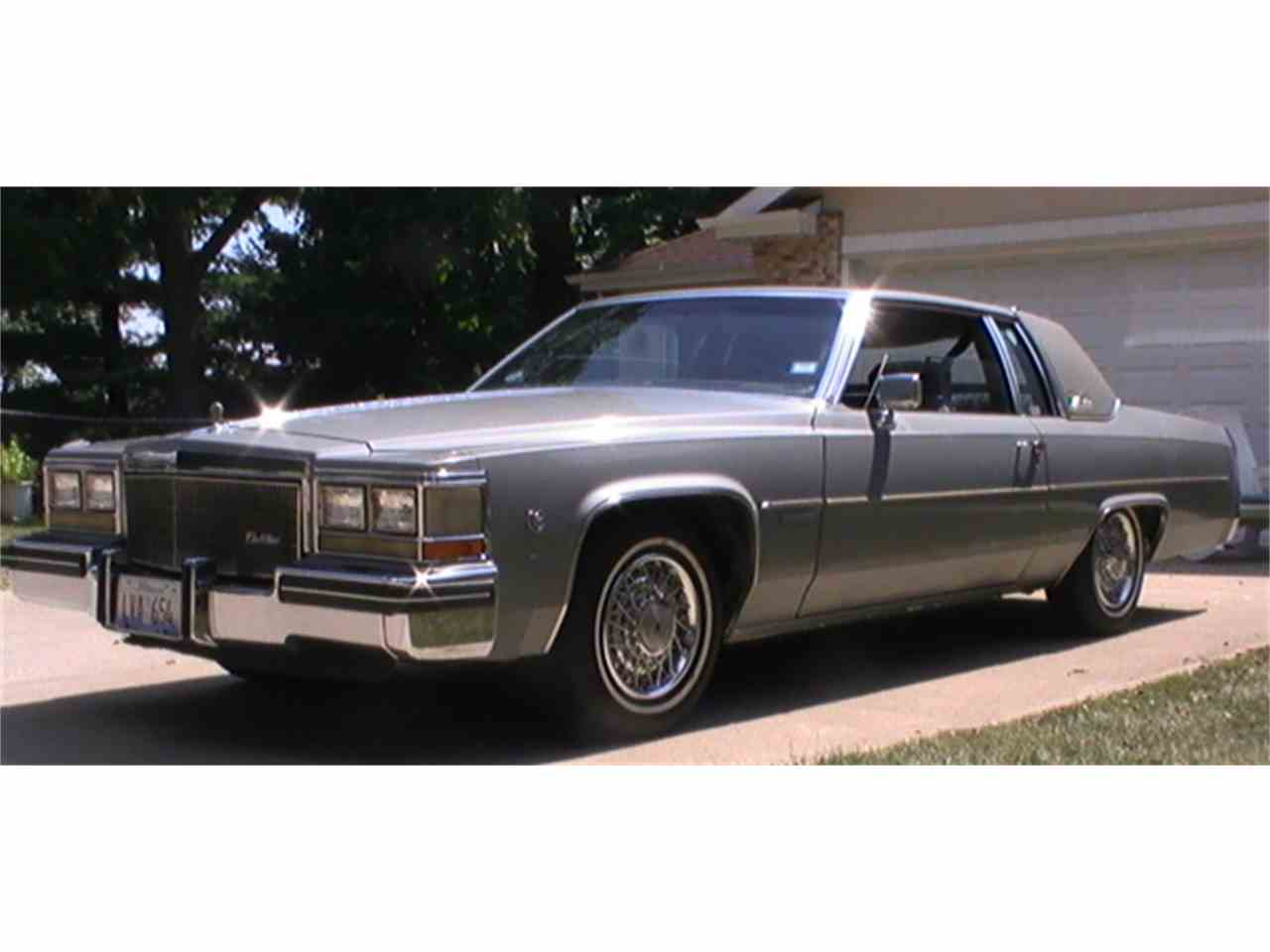 Large Picture of '83 Coupe DeVille located in Illinois - $13,500.00 Offered by a Private Seller - KBYE