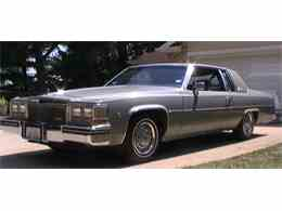 Picture of 1983 Cadillac Coupe DeVille located in Lombard Illinois - $13,500.00 - KBYE