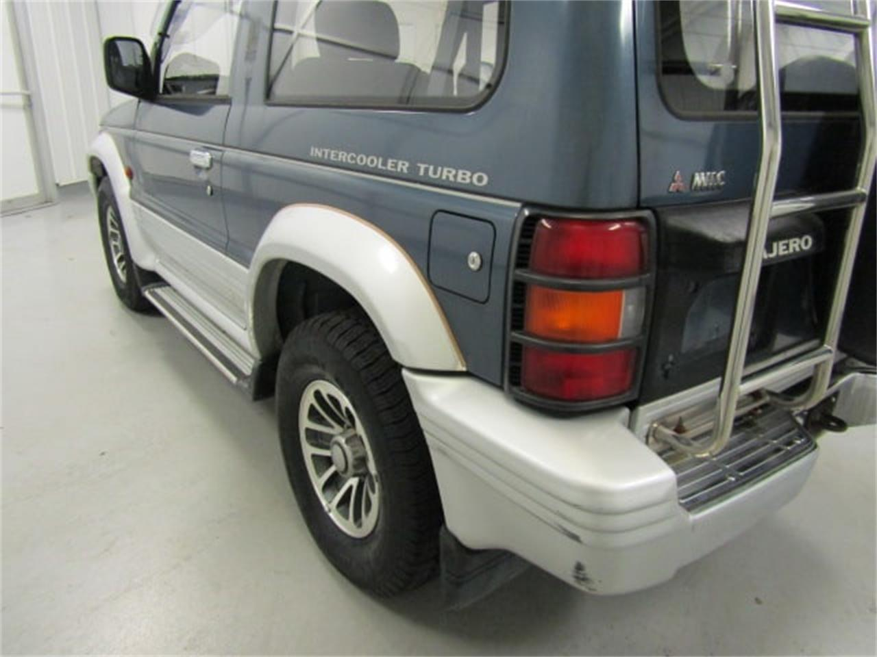 Large Picture of '91 Pajero - KC0C