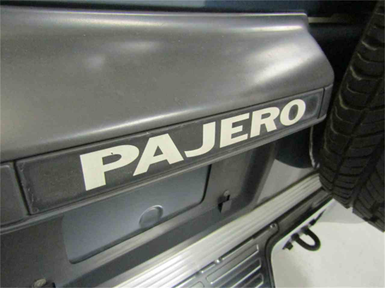 Large Picture of '91 Pajero - KC0V