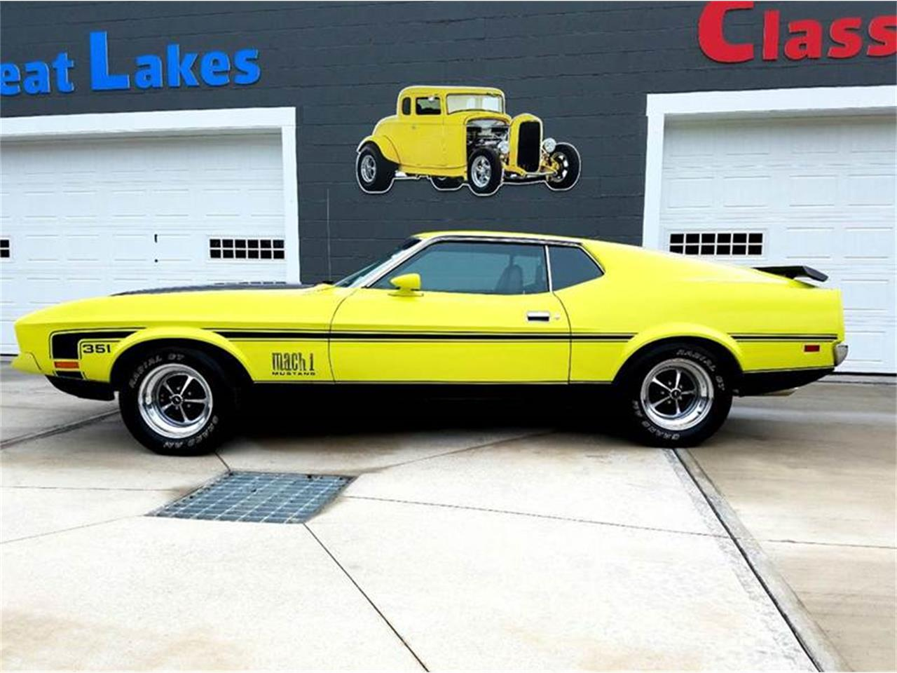 Large Picture of '72 Mustang - KC1M