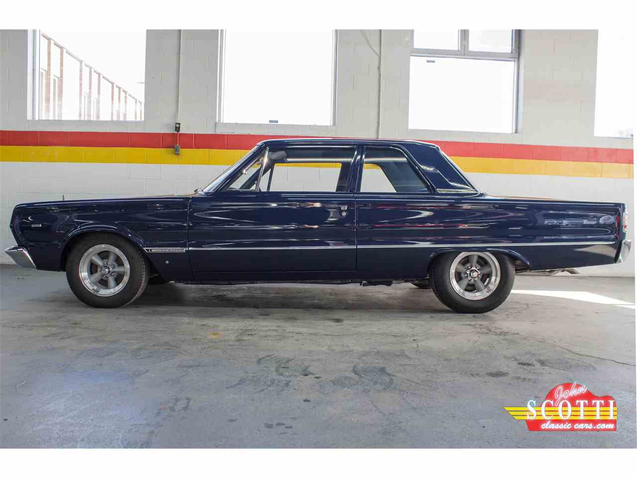 Large Picture of '66 Belvedere - K5ZS