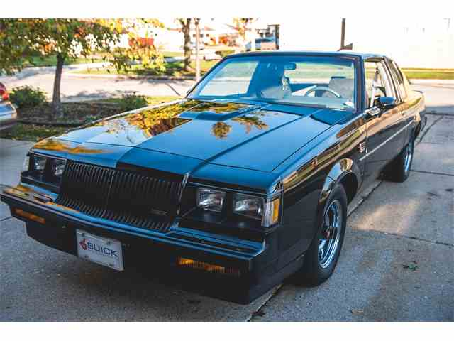 Picture of '87 Grand National located in MICHIGAN - $45,000.00 - KCBO