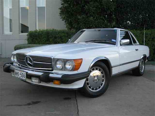 Picture of 1986 560SL Offered by  - KCC5