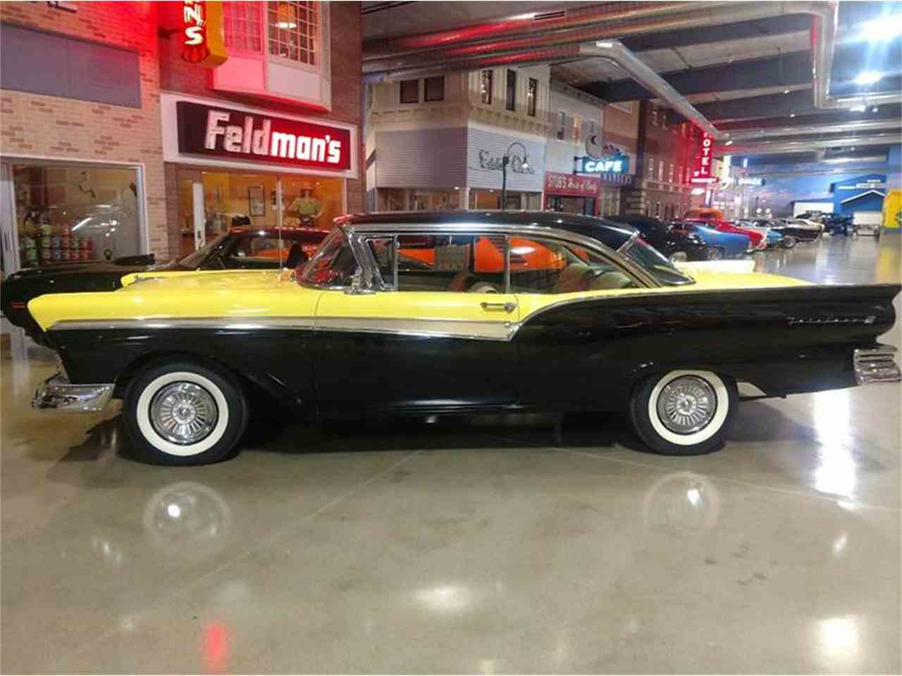 Large Picture of '57 Fairlane 500 - KCCS