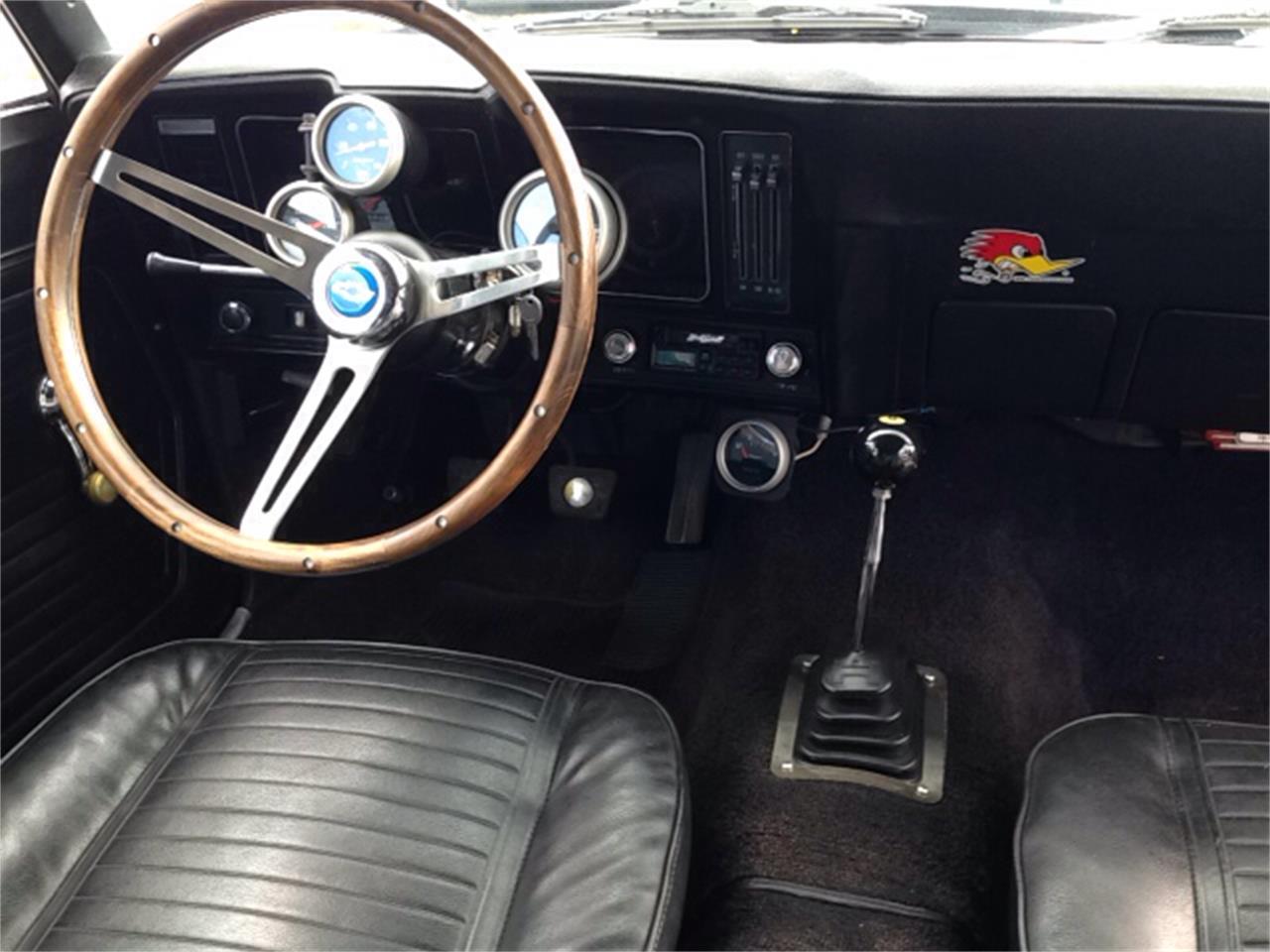Large Picture of '69 Chevrolet Camaro Z28 - K60I