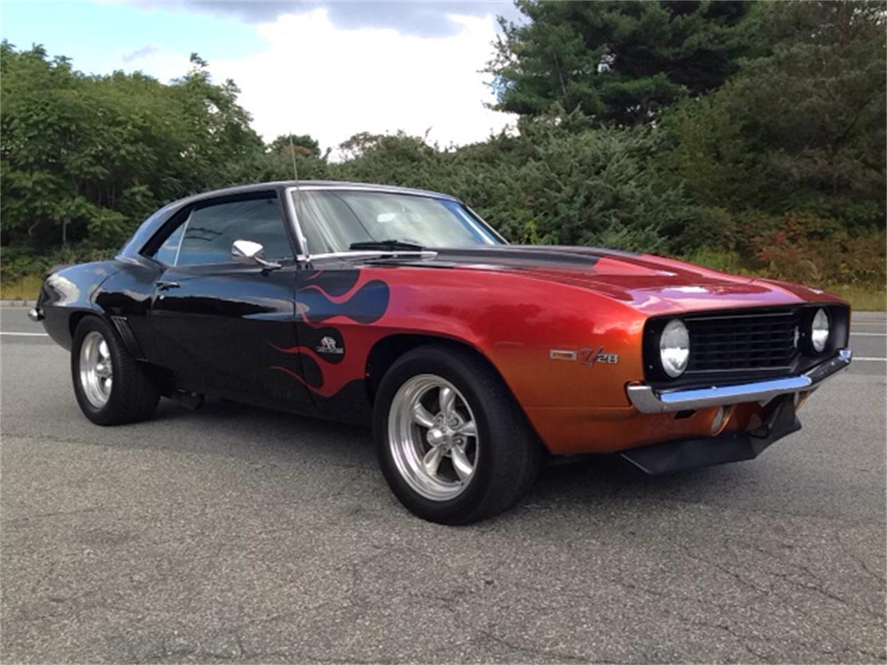 Large Picture of Classic '69 Chevrolet Camaro Z28 - $55,995.00 Offered by B & S Enterprises - K60I