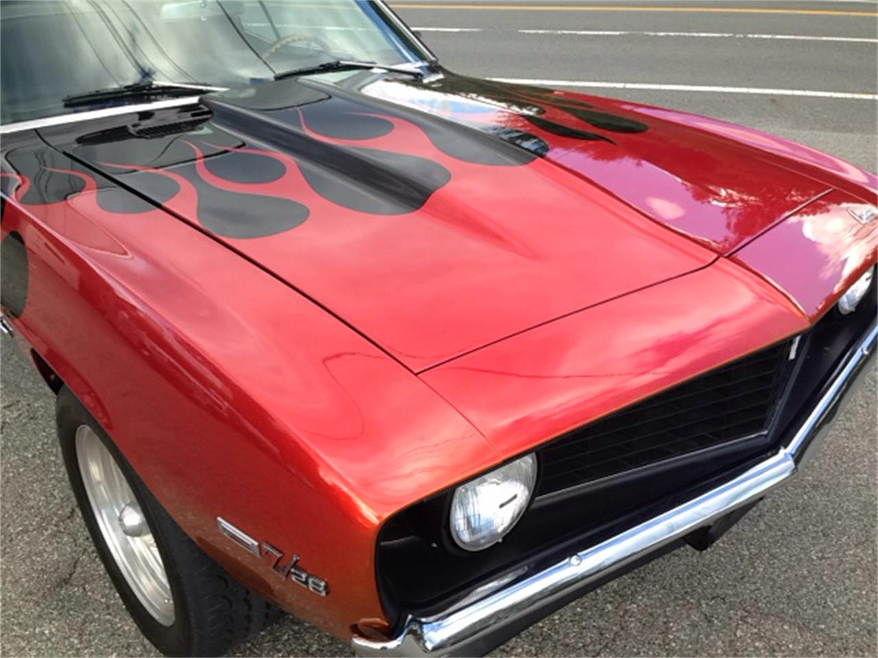 Large Picture of '69 Chevrolet Camaro Z28 located in Massachusetts Offered by B & S Enterprises - K60I