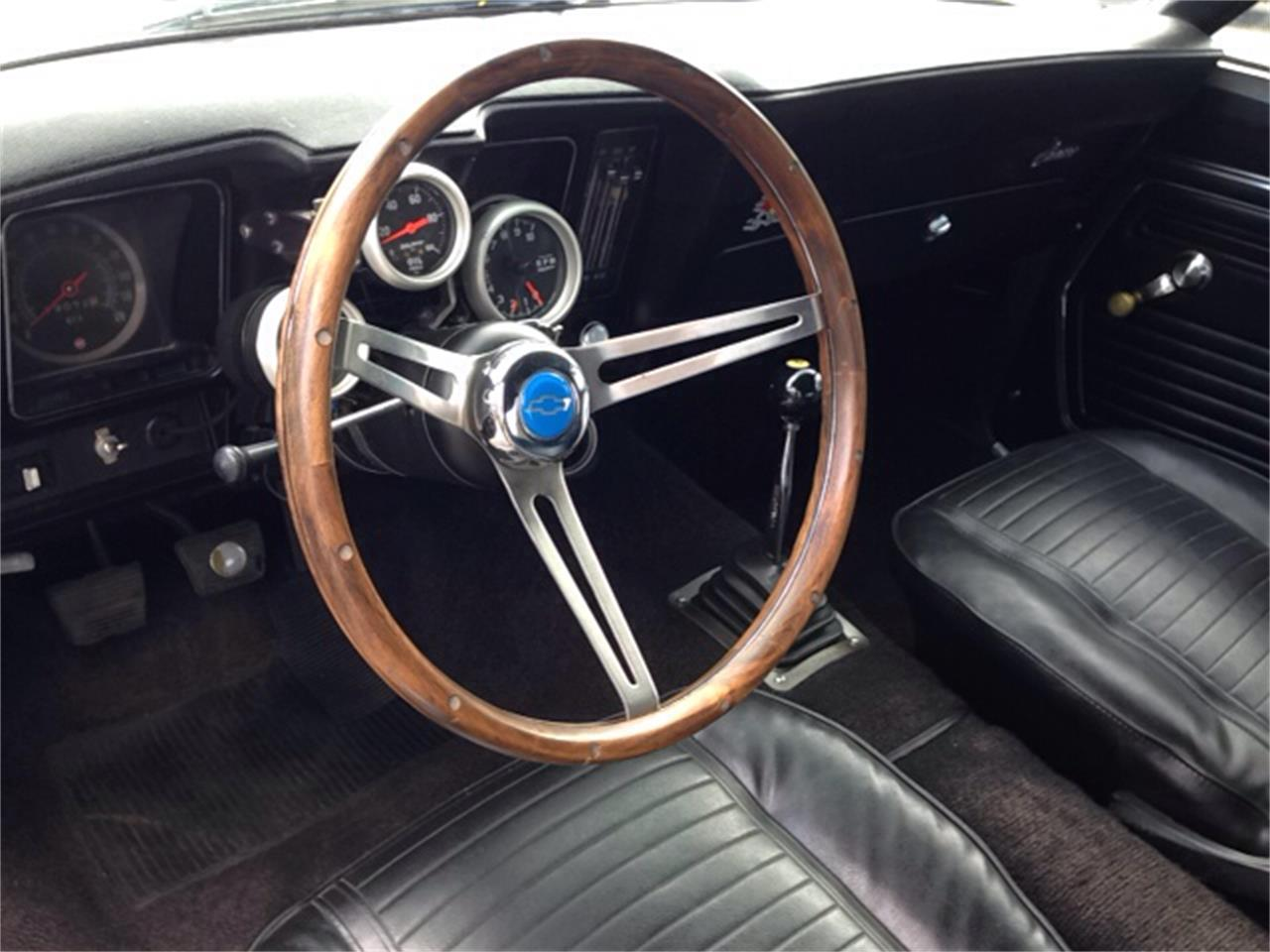Large Picture of 1969 Chevrolet Camaro Z28 located in Westford Massachusetts - $55,995.00 Offered by B & S Enterprises - K60I