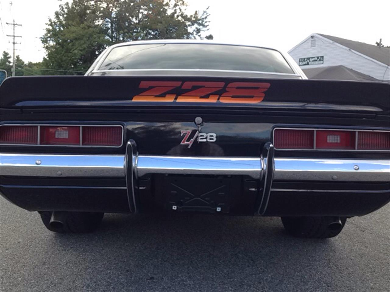 Large Picture of 1969 Camaro Z28 located in Westford Massachusetts - K60I