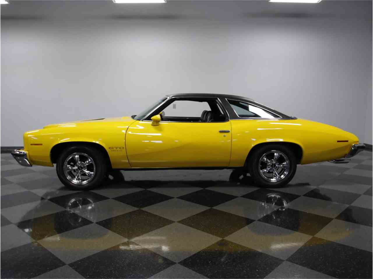 Large Picture of Classic '73 Pontiac GTO located in Concord North Carolina - KCDQ