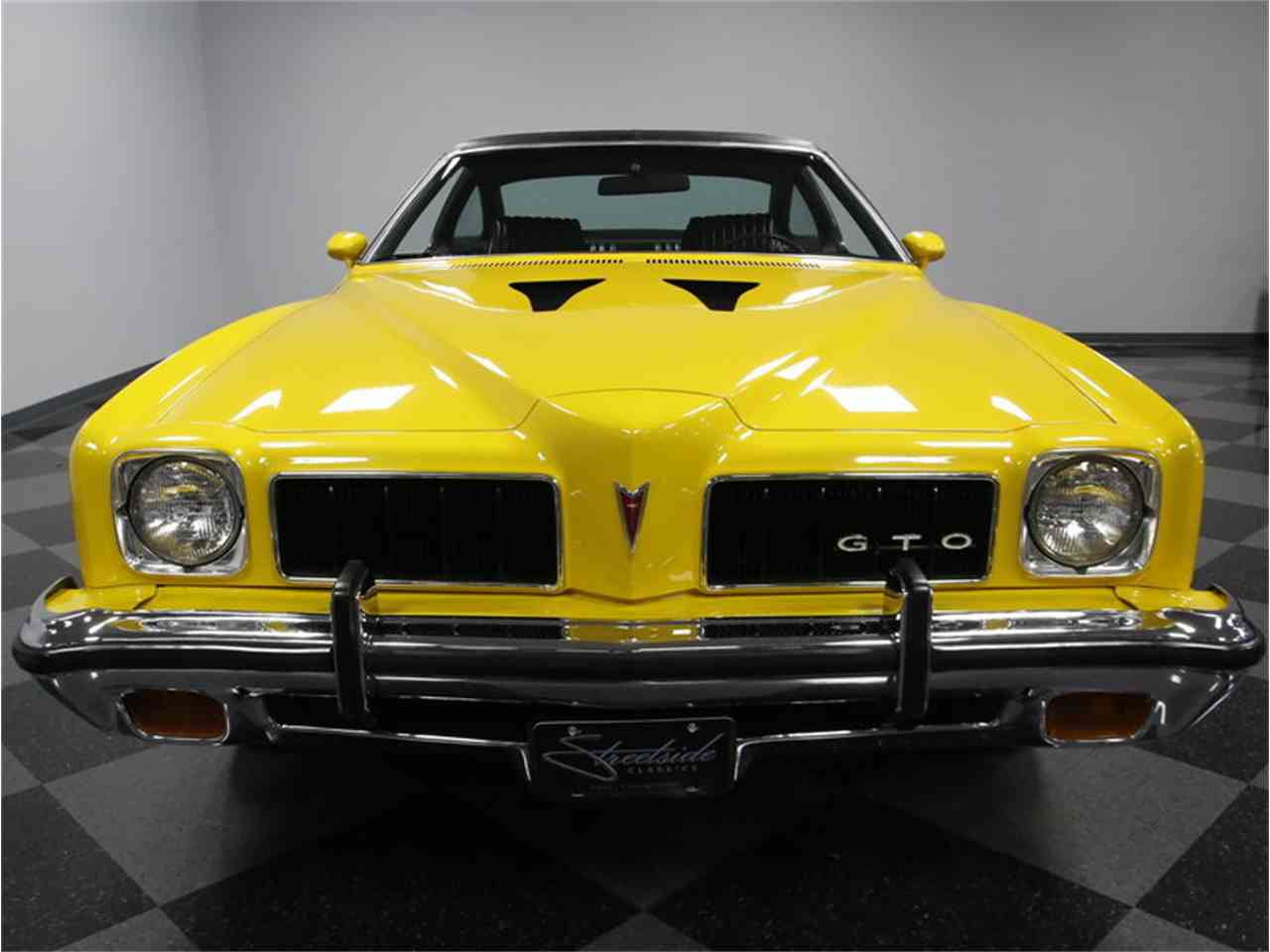 Large Picture of Classic '73 GTO located in Concord North Carolina Offered by Streetside Classics - Charlotte - KCDQ