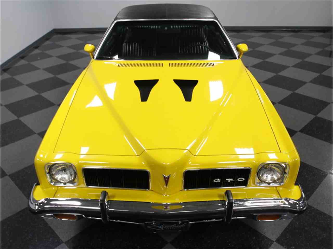 Large Picture of 1973 GTO - $22,995.00 Offered by Streetside Classics - Charlotte - KCDQ