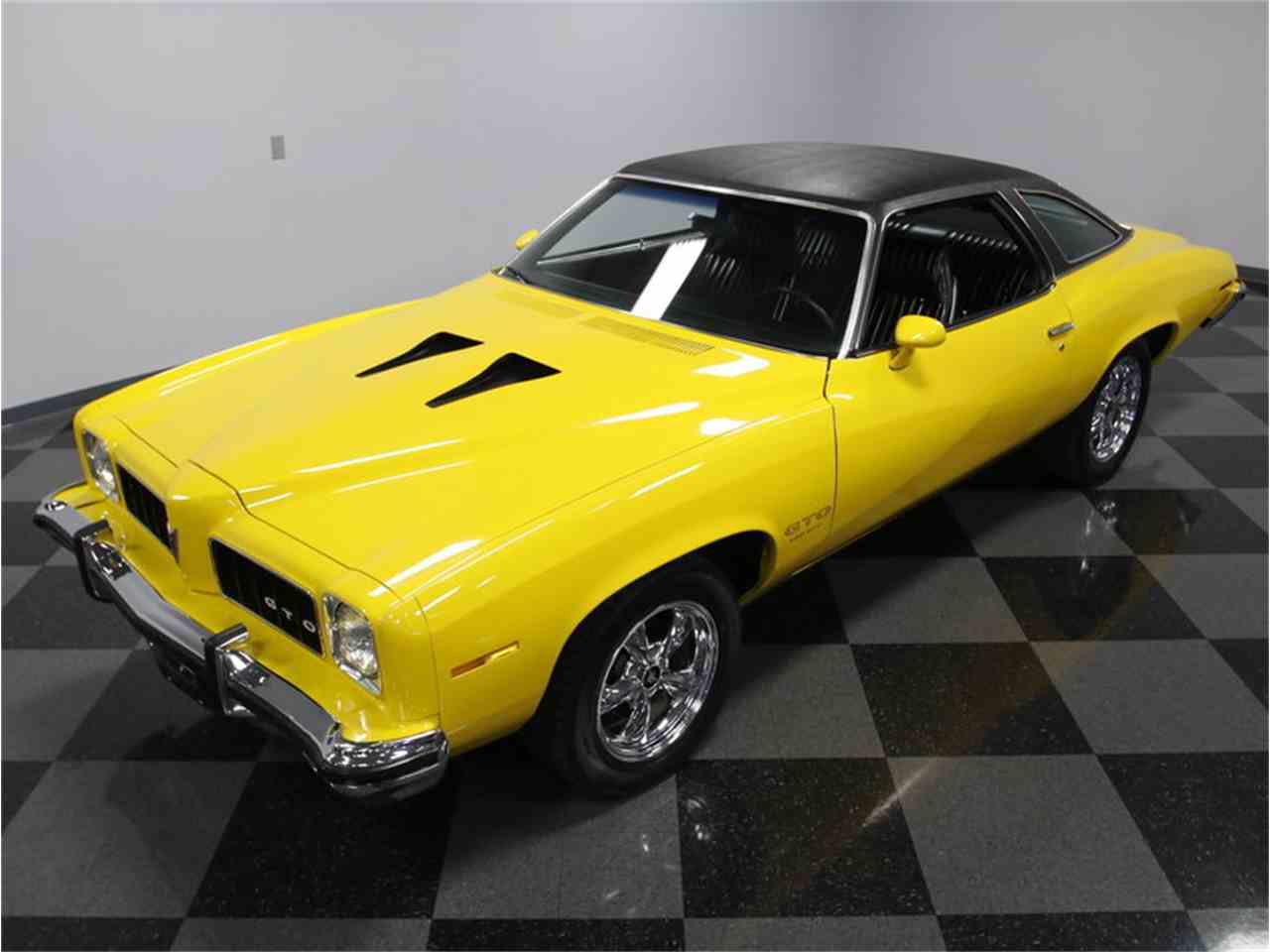 Large Picture of '73 Pontiac GTO located in North Carolina Offered by Streetside Classics - Charlotte - KCDQ