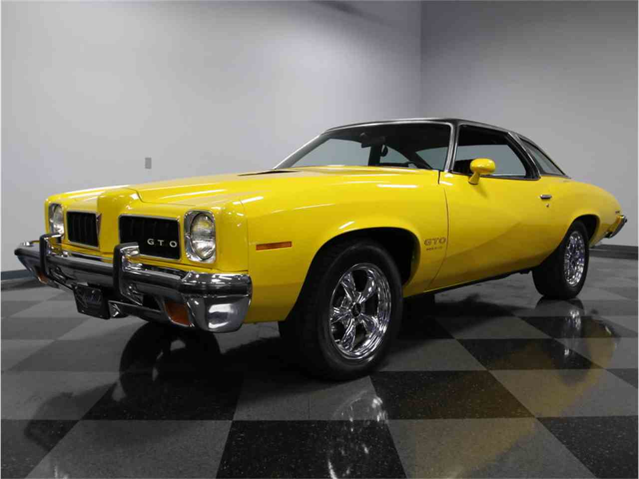 Large Picture of '73 GTO Offered by Streetside Classics - Charlotte - KCDQ