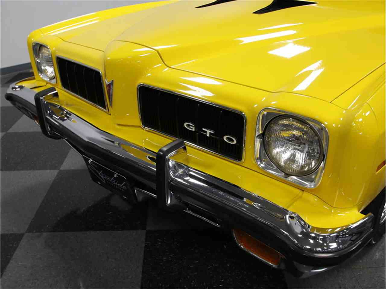 Large Picture of '73 Pontiac GTO located in North Carolina - $22,995.00 Offered by Streetside Classics - Charlotte - KCDQ