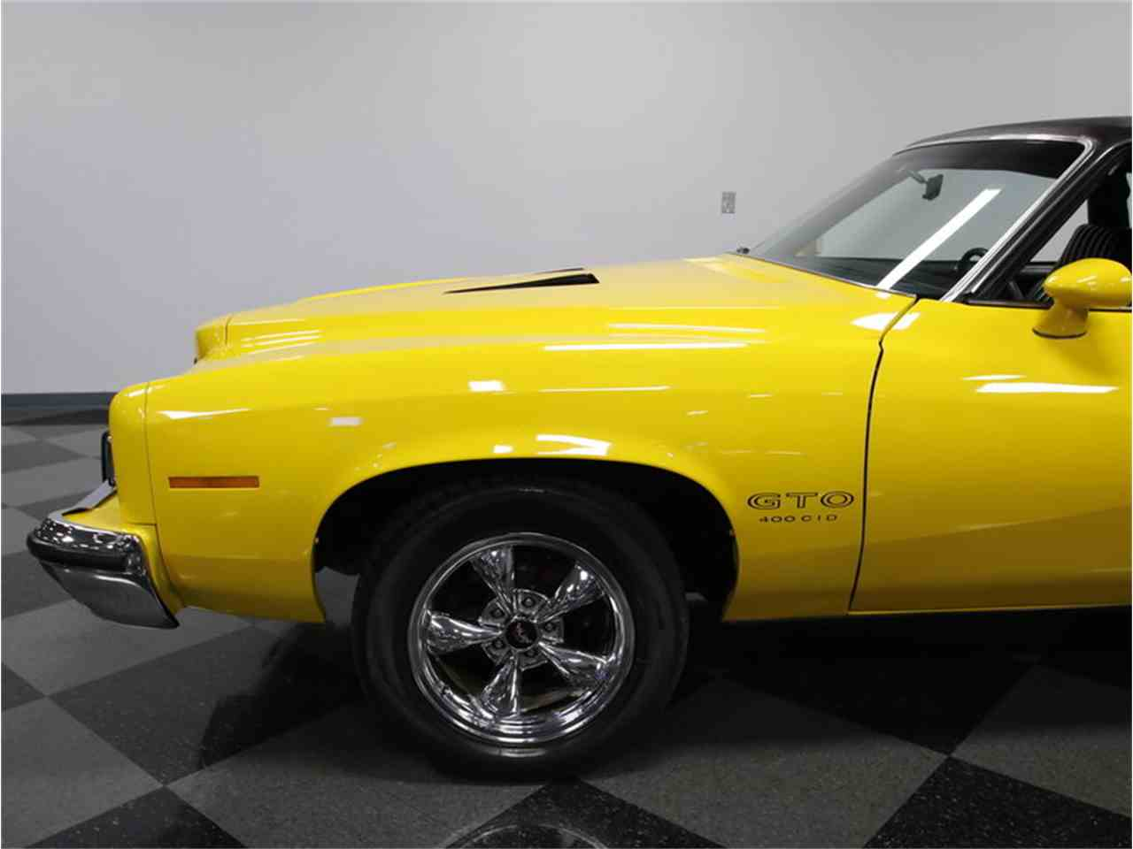Large Picture of Classic '73 GTO Offered by Streetside Classics - Charlotte - KCDQ
