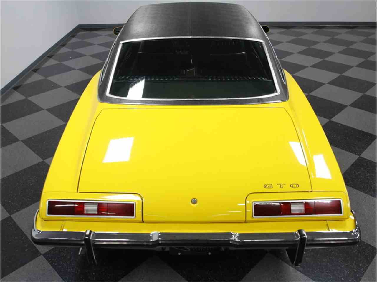 Large Picture of '73 GTO located in Concord North Carolina - $22,995.00 Offered by Streetside Classics - Charlotte - KCDQ