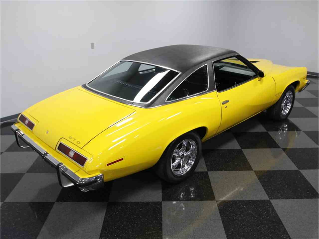 Large Picture of '73 GTO - $22,995.00 Offered by Streetside Classics - Charlotte - KCDQ