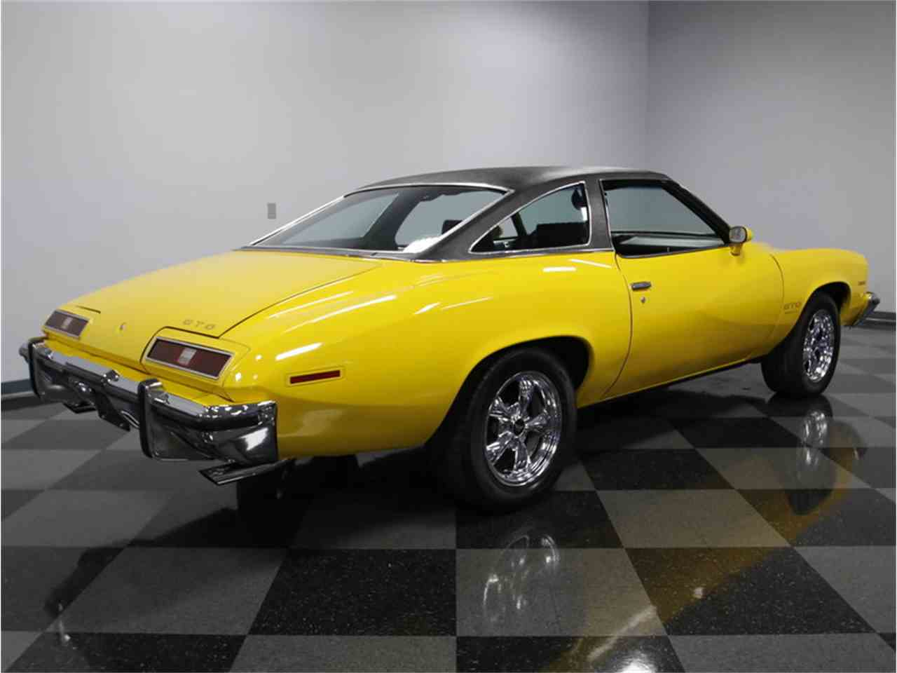 Large Picture of '73 GTO located in Concord North Carolina - $22,995.00 - KCDQ