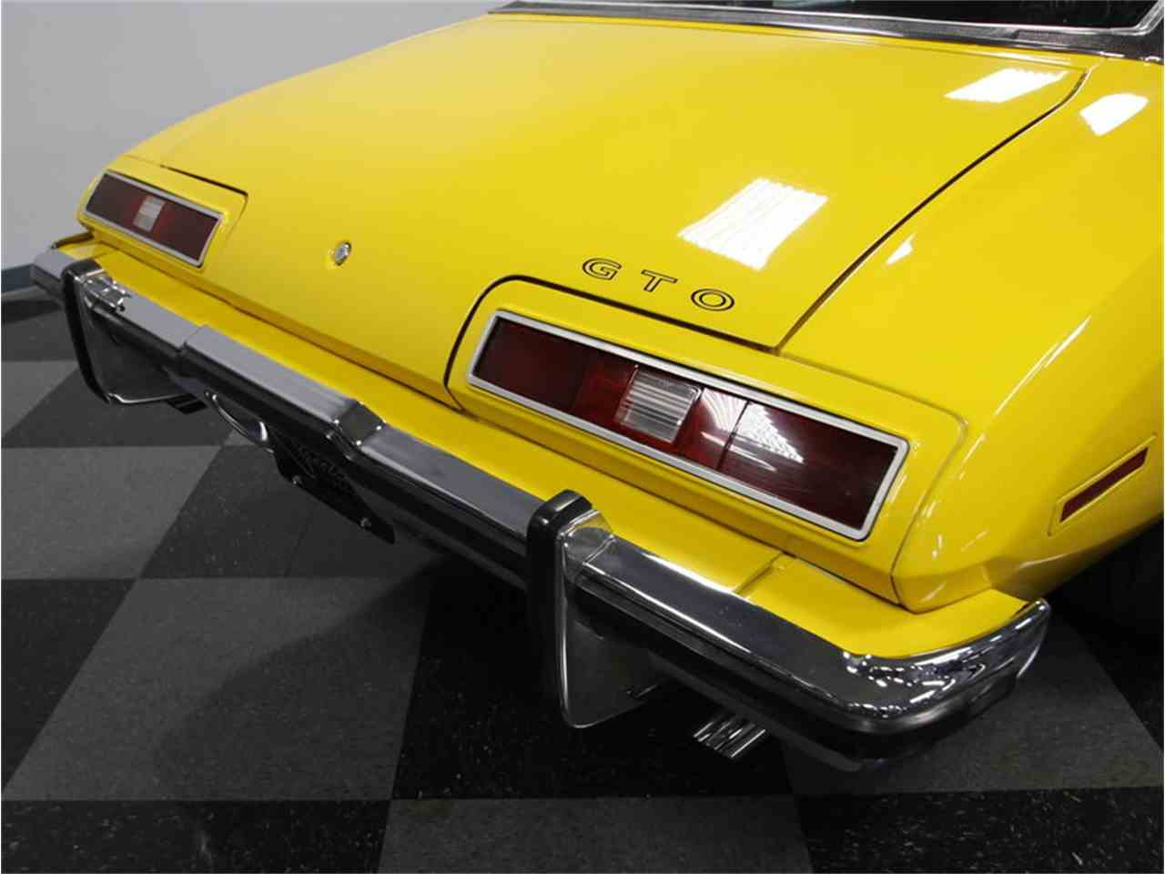 Large Picture of Classic 1973 GTO located in Concord North Carolina - $22,995.00 - KCDQ